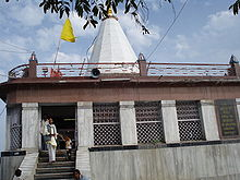 The Sharda Devi Temple at Maihar