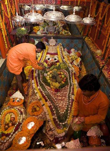 Shree Bade Hanuman Jee